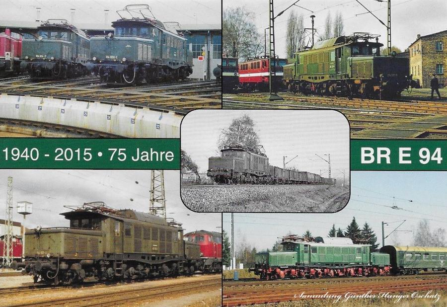 Baureihe E 94 DB / DR