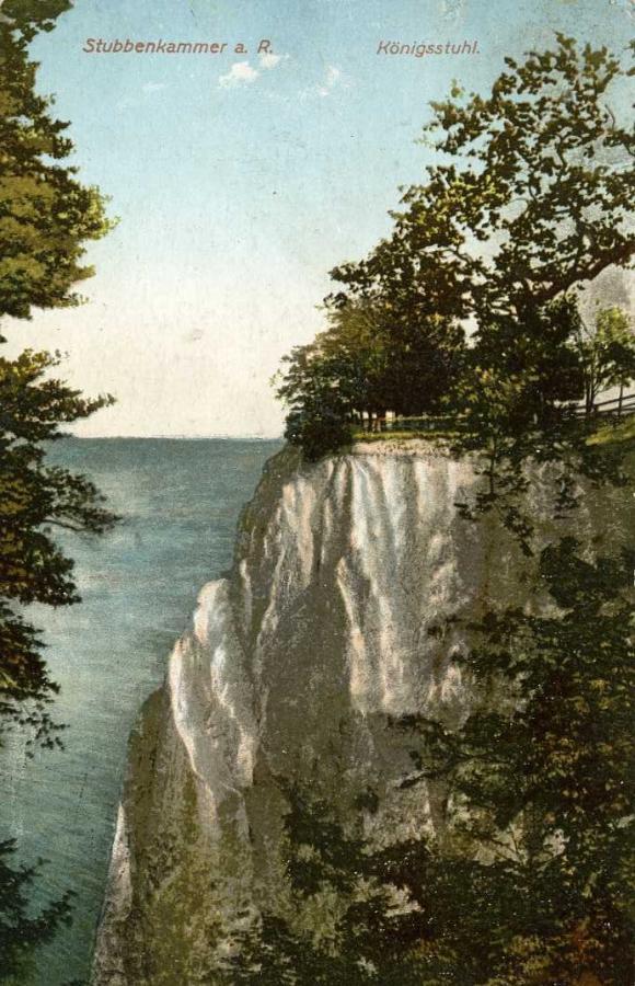 2 Stubbenkammer und Königsstuhl 1909