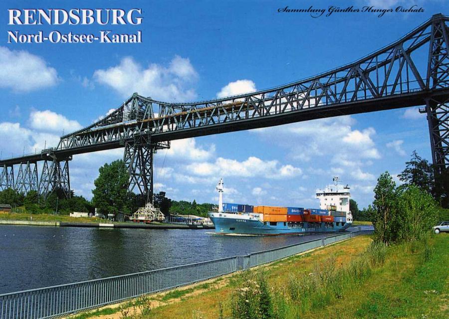 Rendsburg Nord-Ostsee-Kanal