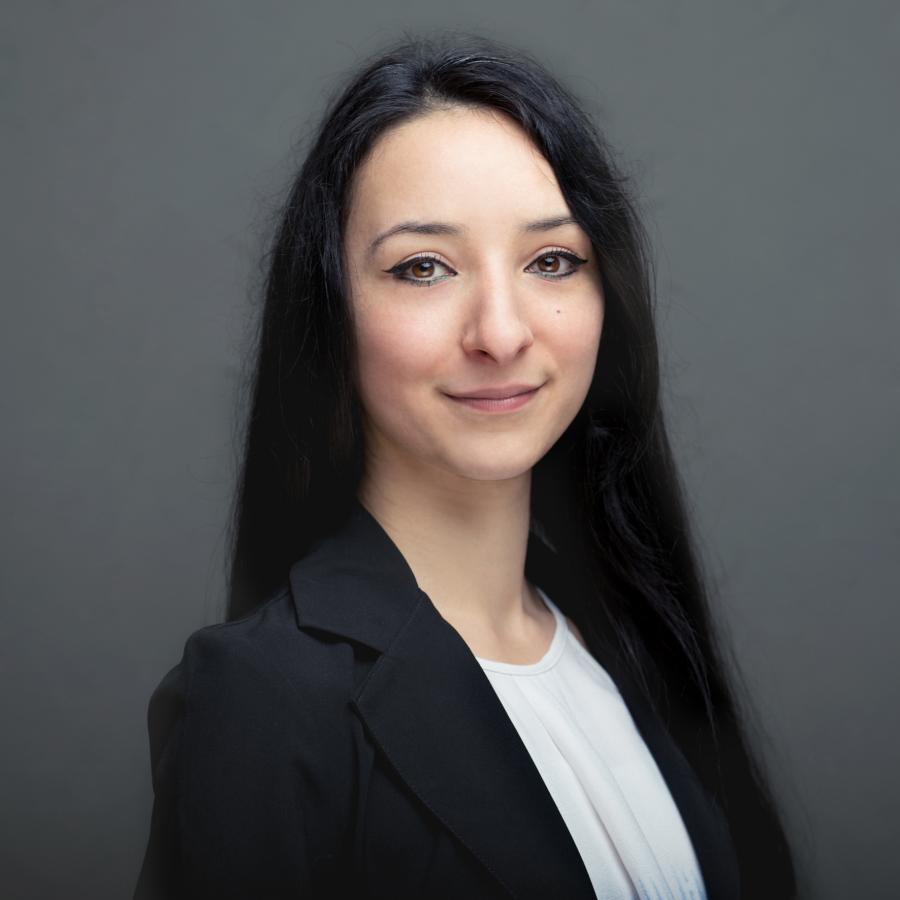 Frau Kahraman