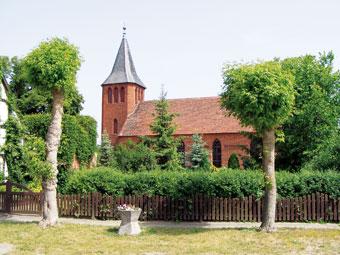 Dorfkirche Böhne