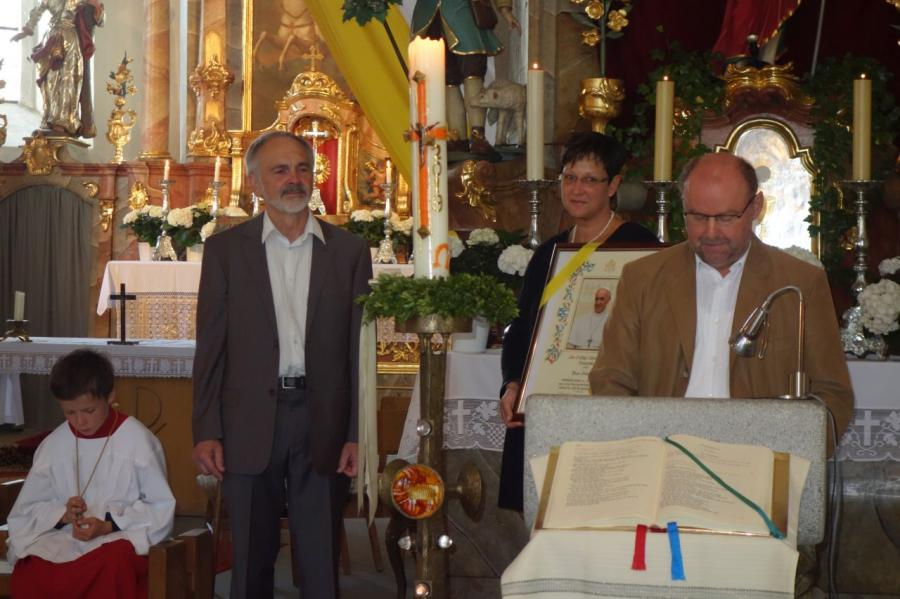 Alois Pielmeier Geburtstag 2