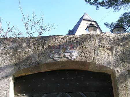 """""""Burg/Schloss Armsheim"""", Bahnhofstr."""