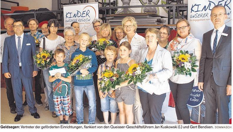Artikel Flensburger Tageblatt Foto