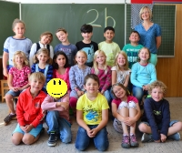 Klasse 2b 2016 om