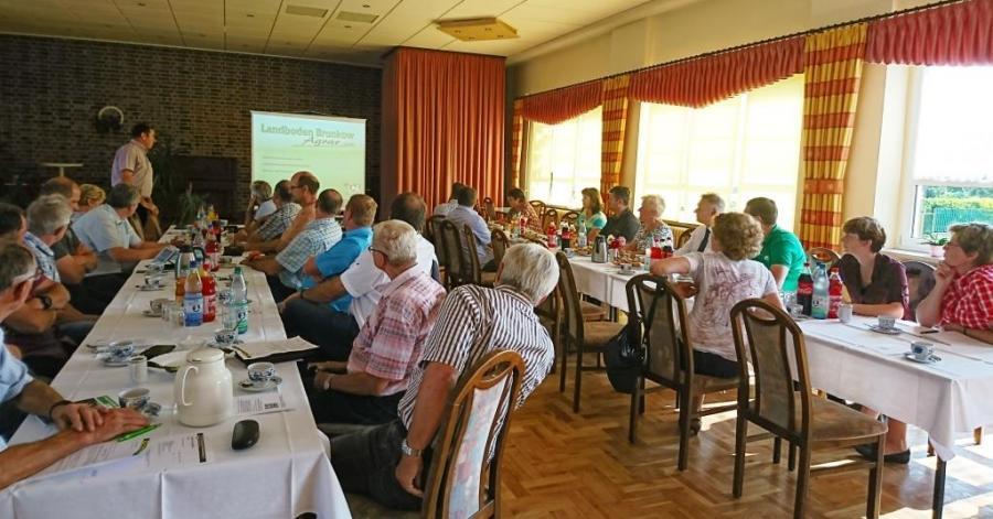 Erweiterte Vorstandssitzung in Bronkow