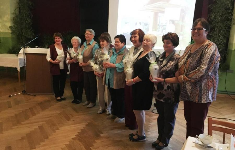 Niederlausitzer Landfrauen - Auszeichnung für besonderes Engagement