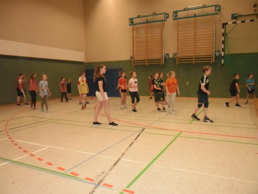 Zweifelderballturnier 2