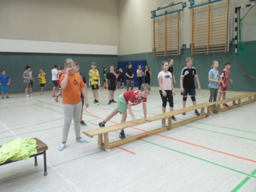 Zweifelderballturnier 4