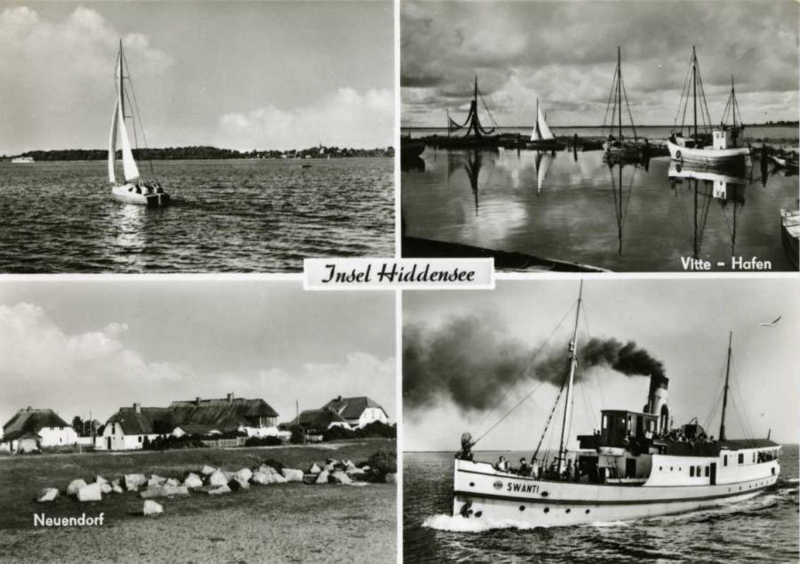 Insel Hiddensee 1967