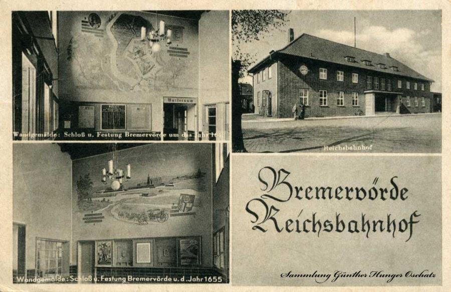 Bremervörde Reichsbahnhof