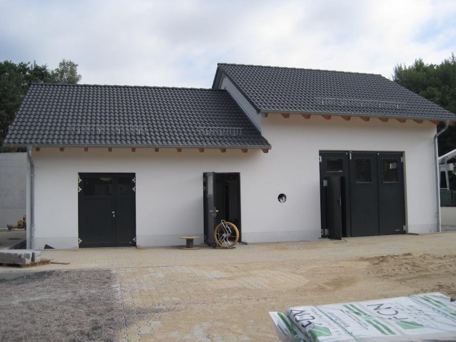 Technikgegebäude 1