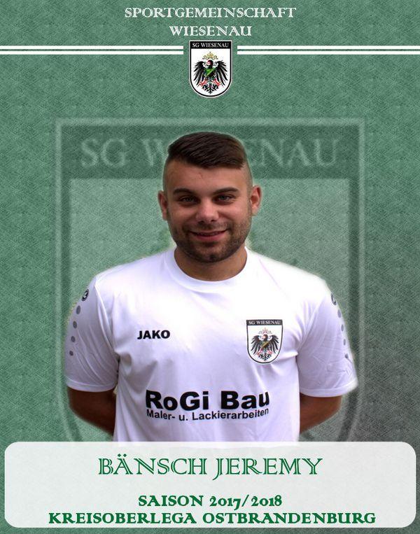Jeremy Bänsch