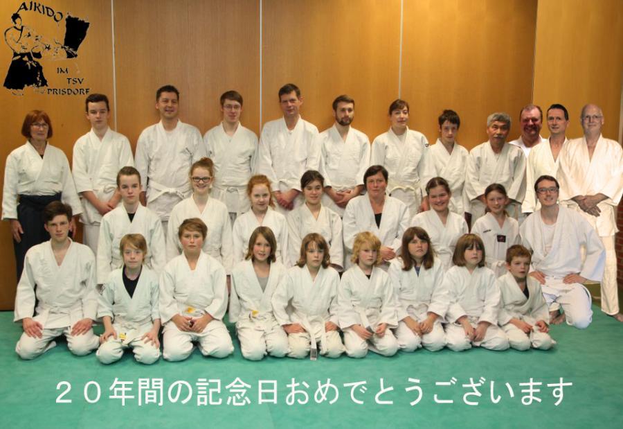 20 Jahre Aikido