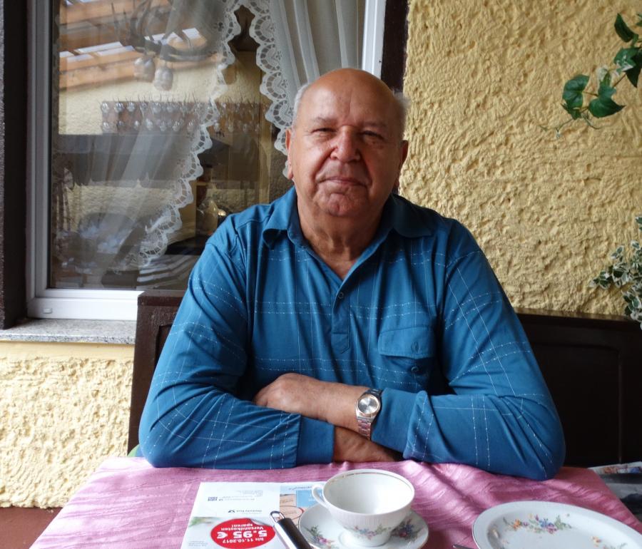 Herr Harri Rösner