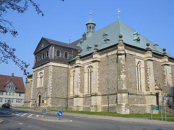 St.Salvatoris Kirche Zellerfeld