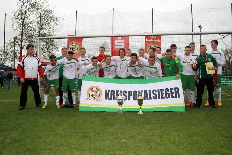 Kreispokalsieger A-Junioren