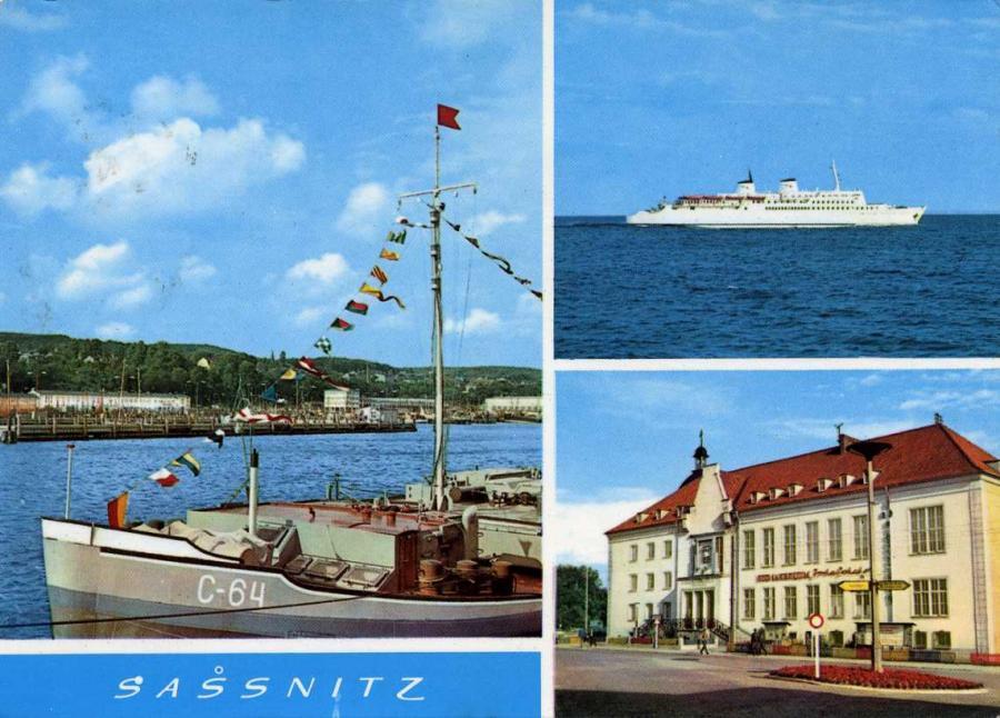 30 Sassnitz 1969