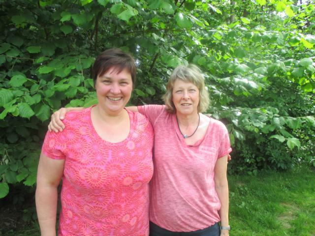 Kerstin und Ulla
