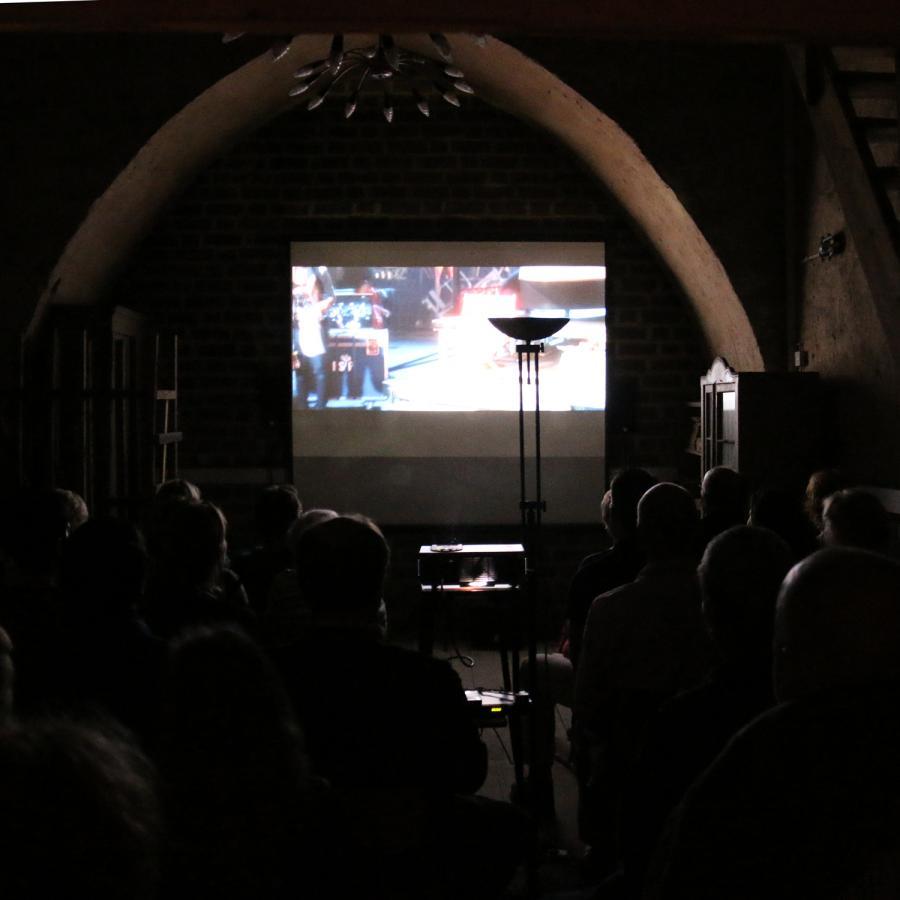 Kino im Kirchturm am 2. September 2016