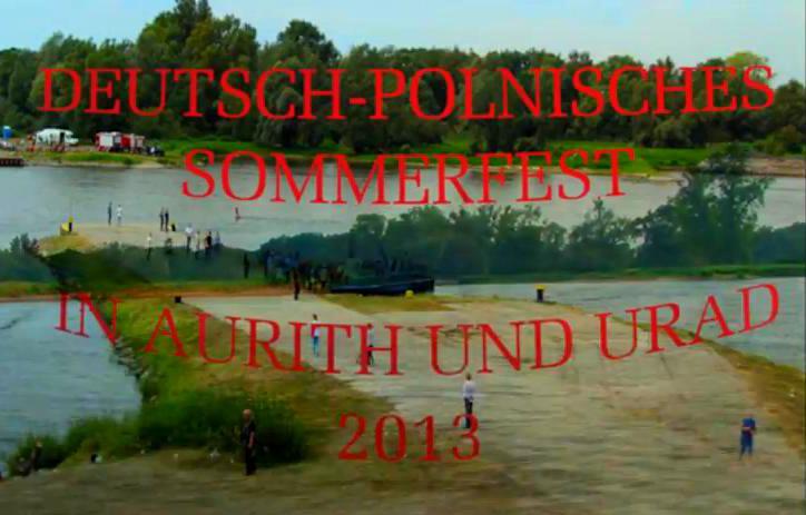 Deutsch-polnisches-Sommerfest 2013