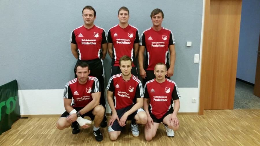 Mannschaft 2014/2015
