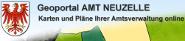 Geoportal Amt Neuzelle