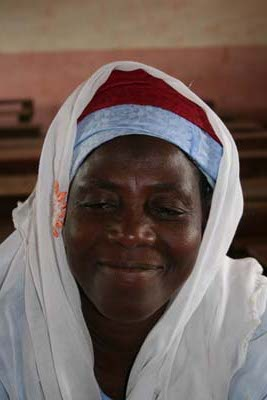 Camara née Kaningbè Traoré