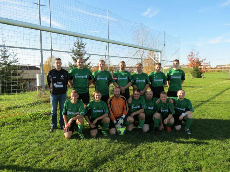 Archiv 2. Männermannschaft