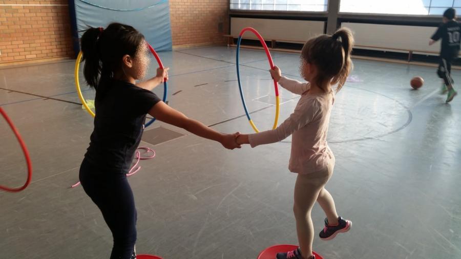 Zirkus im Sportunterricht 4