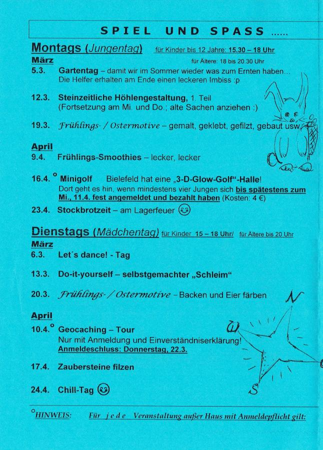 Programmseite 2