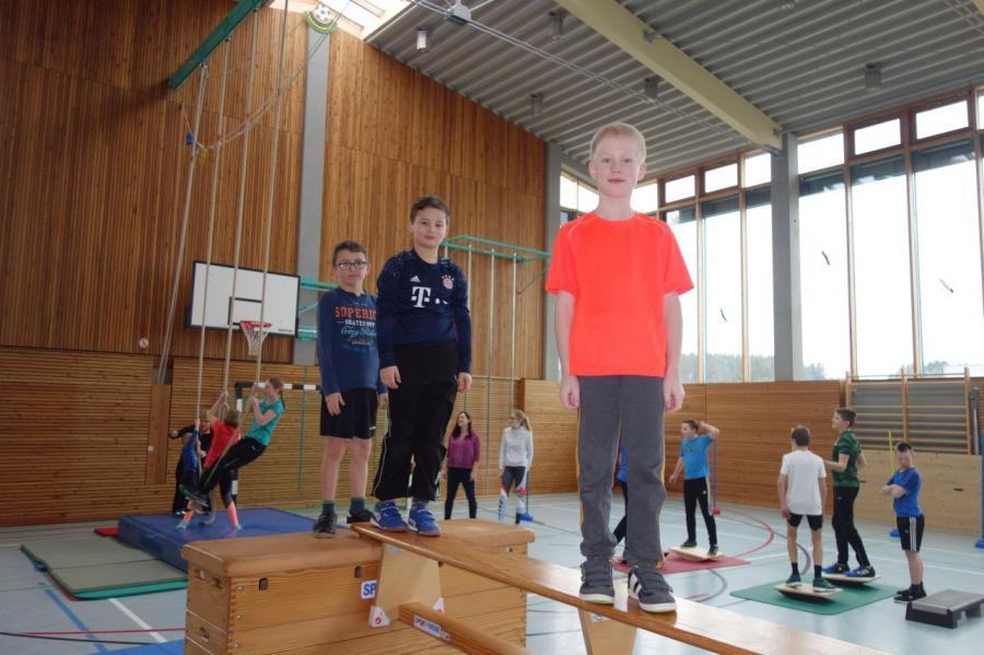 Sport Pfarrjugend Miltach 2018 2