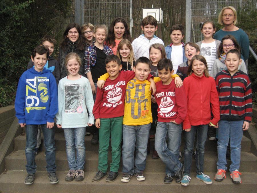 Klasse 4b (2013/2014)