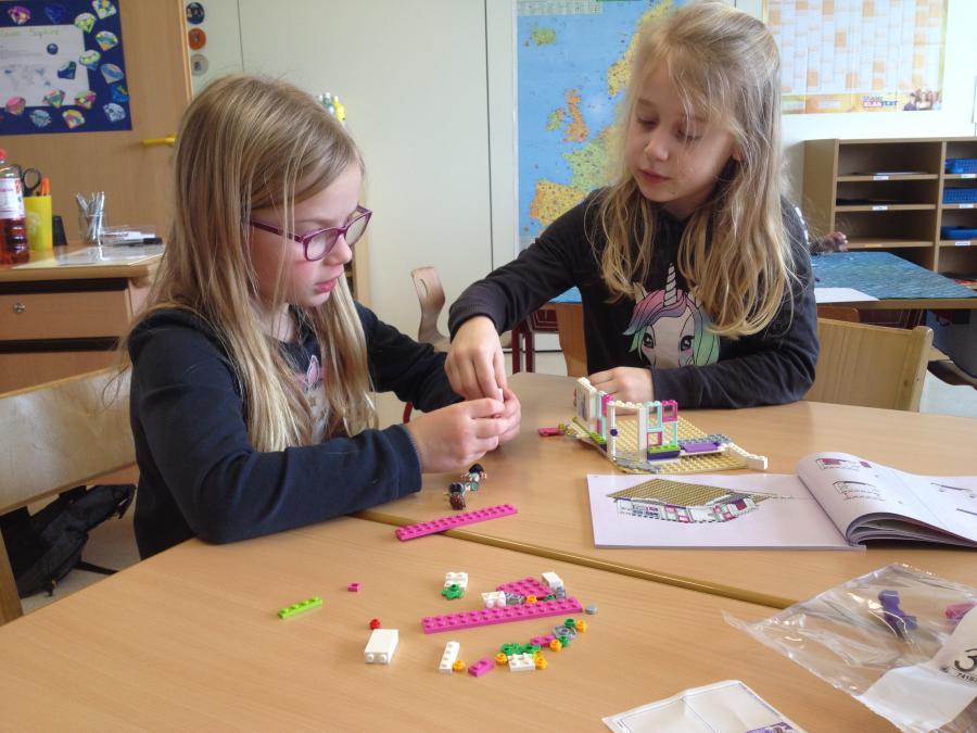 Lego für Saphirgruppe 2