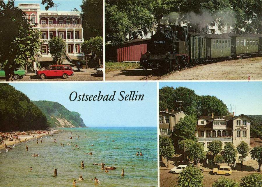 Ostseebad Sellin 1988