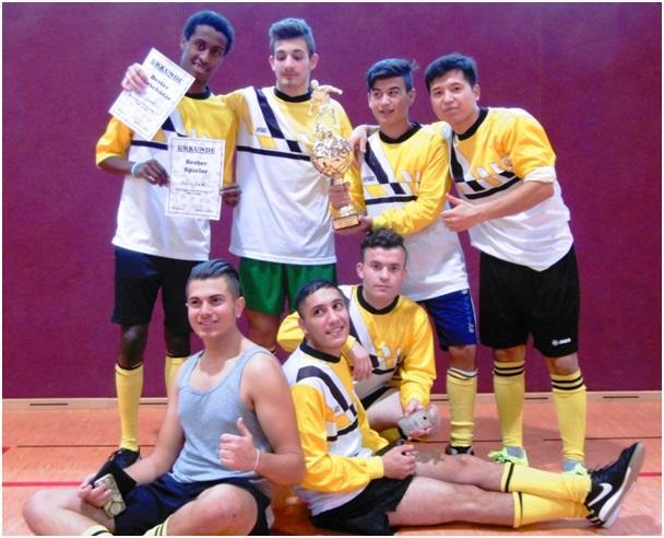Bild 2 Fußball