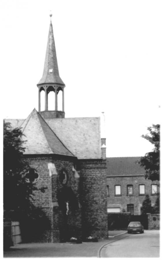 Etzweiler St.Hubertus oben links