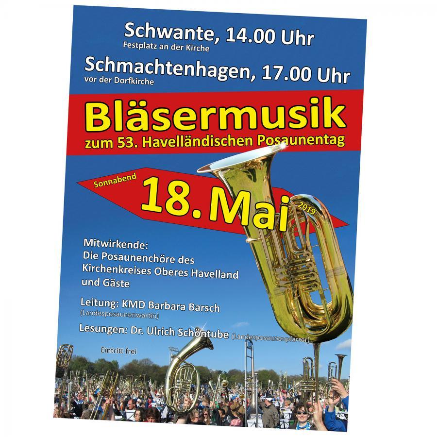 53. Havelländischer Posaunentag am 18. Mai