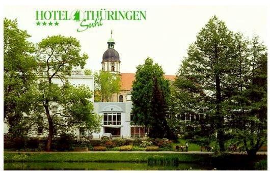 Hotel Thüringen Suhl