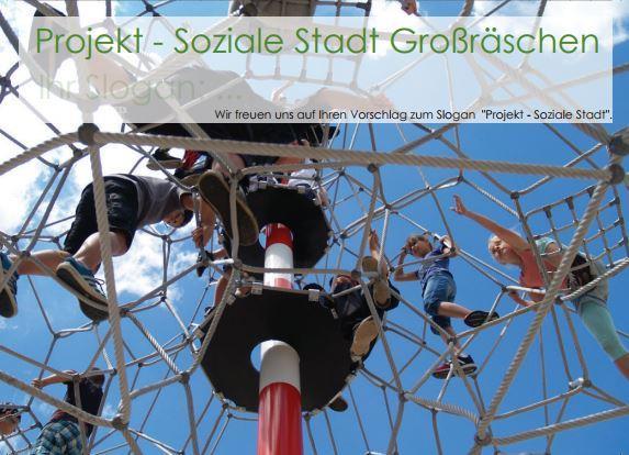 Postkartenmotiv Soziale Stadt