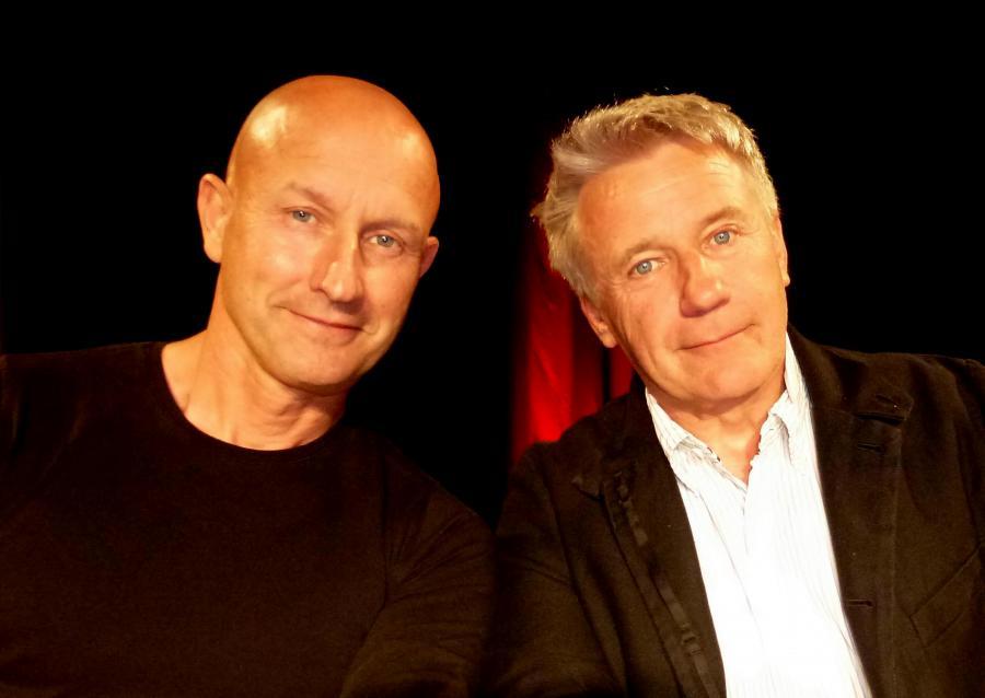 Holger Umbreit & Jörg Schüttauf