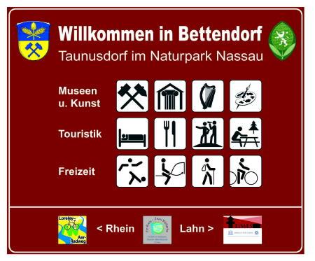 Willkommen in Bettendorf
