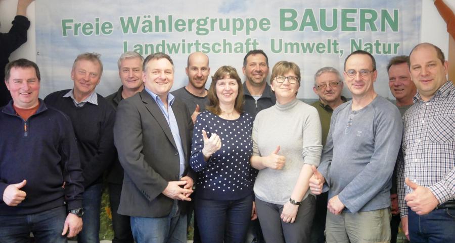 Anhängerversammlung Dahme-Spreewald