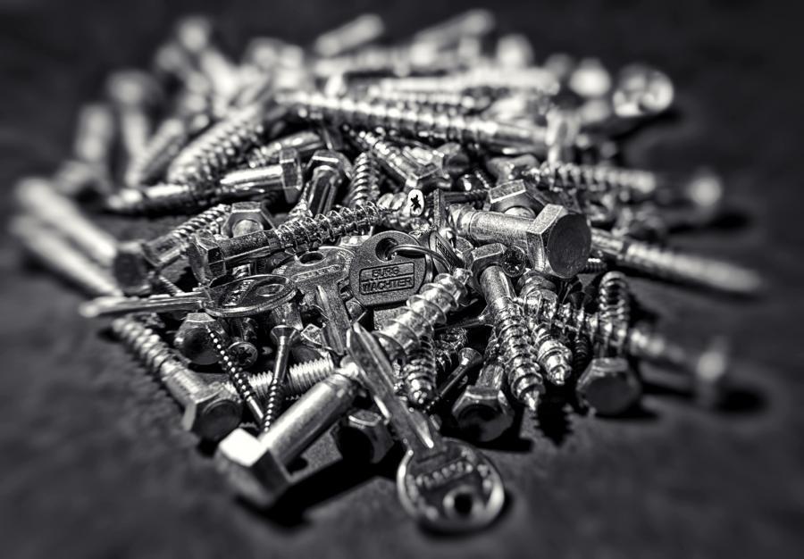 Schrauben-Schlüssel