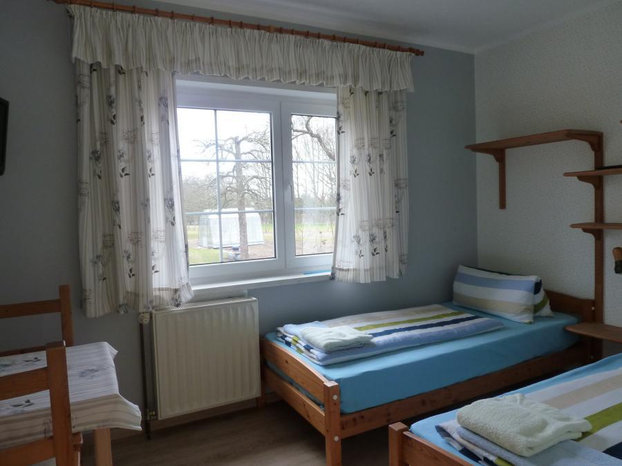 DZ mit 2 Einzelbetten