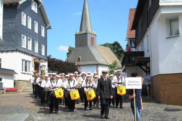 Musikzug Battenberg