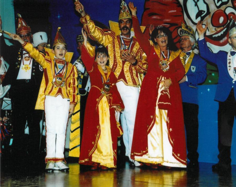 Claus u Elke 2004