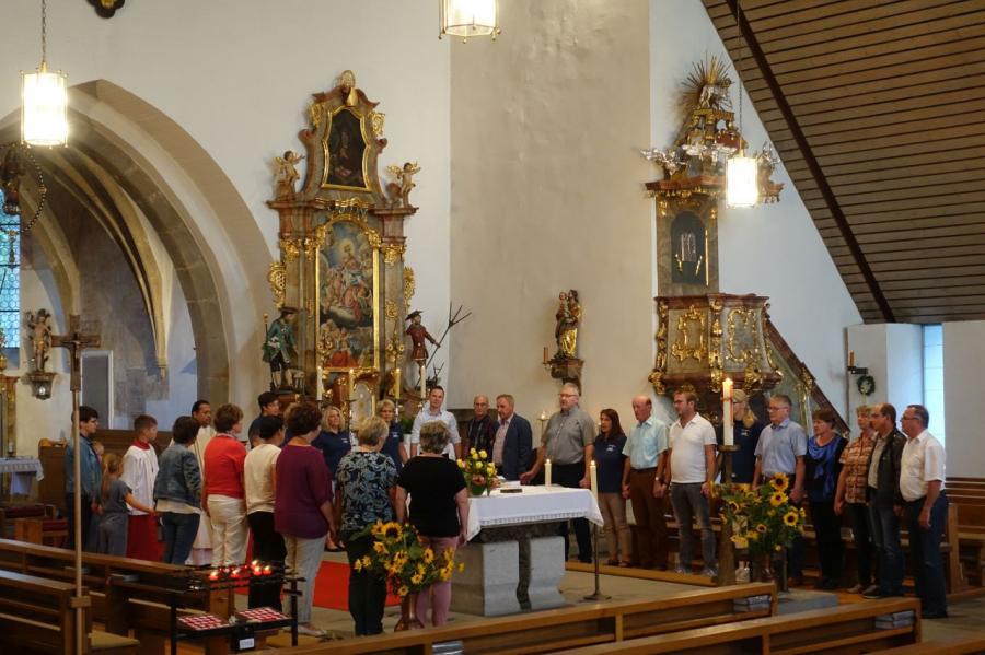 60. Geburtstag Pater Rockose Miltach 7