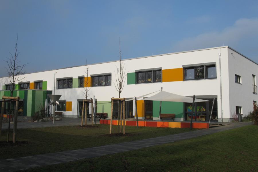 Germendorf Modernes Hortgebäude