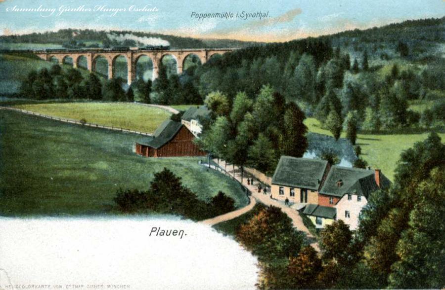 Plauen Pappenmühle i. Syrathal